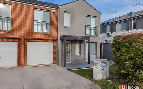 25 Bandicoot Drive, Woodcroft NSW 2767