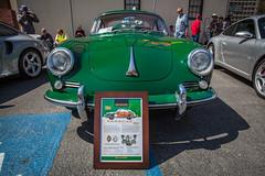 IMG_2026 (draydogg) Tags: 10thannual 1964 1964porsche356 356 cambria carshow classic classiccar pinedorado pinedoradocarshow porsche sportscar