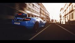 McLaren 12C (Thomas_982) Tags: gt5 gt6 cars auto mclaren mp4 12c madrid spain city blue uk ps3 gran turismo game video