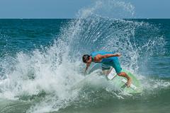 2016 Vilano Beach Pro Am Skim boarding compettion (James Kellogg's Photographs) Tags: vilano beach pro am skim boarding board contest st augustine florida surf surfing boy mens teenager atlantic ocean water canon eos mark outdoor sport swim