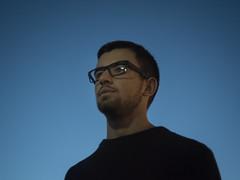 021/365 (edgardomaxia) Tags: nikon d750 project365 365 people guy man portrait blue light reflection friend handsome