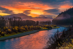 Snake River Sunrise (James Neeley) Tags: southfork snakeriver idaho swanvalley surise jamesneeley