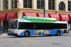 Pierce Transit (So Cal Metro) Tags: tacoma bus metro transit piercetransit pierce piercecounty newflyer c40lfr seattle