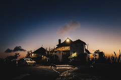 WARM PLACE (Antonio.AM) Tags: sunset lima peru latinomerica atardecer landscape cityscape paisaje casa hogar verano invierno tudor rustico barranco clif sun summer salto del fraile