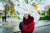 Walking in the rain (Dražen Kosijer) Tags: portrait woman umbrela rainyday autumn fall