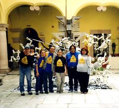 Festival Cervantino (El Volador S.A.) Tags: muertos cartoneria mexico elvolador volador calaveras calacas