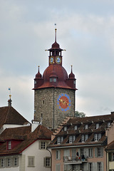 Church in central Luzern (pchurch92) Tags: switzerland kapellbrücke luzern