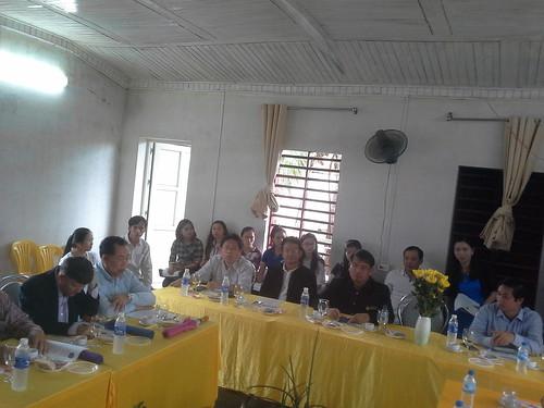 """VIỆN ĐÓN  Đoàn công tác của Giám đốc Đại học Nakhon Phanom đến thăm và ký văn bản hợp tác • <a style=""""font-size:0.8em;"""" href=""""http://www.flickr.com/photos/145755462@N06/30857037031/"""" target=""""_blank"""">View on Flickr</a>"""
