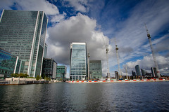 Docklands in Autumn October 2016 (3 of 8) (johnlinford) Tags: canarywharf canonefs1022 canoneos7d docklands e14 hdr london towerhamlets