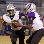 Ridge View Varsity Football vs Wren Playoffs 11-18-2016