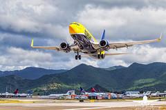 Air Transat B737-700_AH3V3611 (RJJPhotography) Tags: sxm princessjulianainternationalairport tncm saintmaarten caribbean airtransat