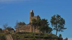 Santa Helena de Rodes. Costa Brava. Spain (JRJ.) Tags: spain spania church costabrava silva emporda medieval