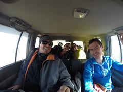 Photo de 14h - Avec Myriam et Adrien en route pour le Salar d'Uyuni (Bolivie) - 12.08.2014