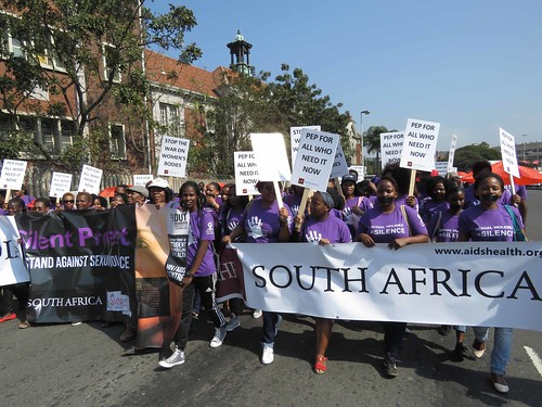 Silent Protest Durban 2015