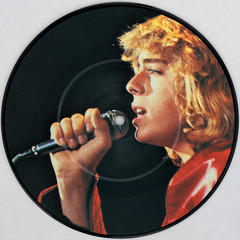 Leif Garrett - New York City Nights (Leo Reynolds) Tags: xleol30x squaredcircle 45rpm record single vinyl platter picture disc picturedisc sqset121 canon eos 40d xx2015xx sqset