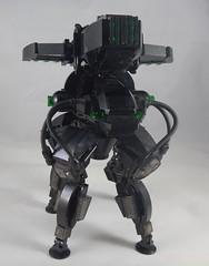 Back (donuts_ftw) Tags: lego space alien scifi mecha hrgiger darkstalker