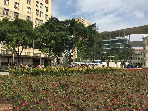 Zona Portuária & Reinauguração da Praça Mauá