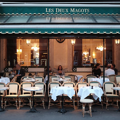 Les Deux Magots (jmvnoos in Paris) Tags: paris france caf table restaurant fuji terrace terraces terrasse restaurants explore tables deux fujifilm saintgermaindesprs 250 cafs brasserie latinquarter quartierlatin lesdeuxmagots magots terrasses explored brasseries seeninexplore jmvnoos x100t