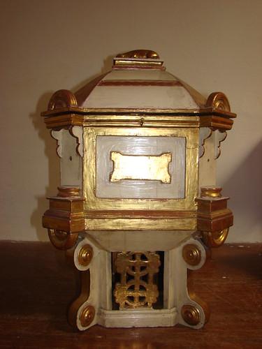 Monumento, Sacristía del Santuario de Loreto, Centro Histórico, D.F.