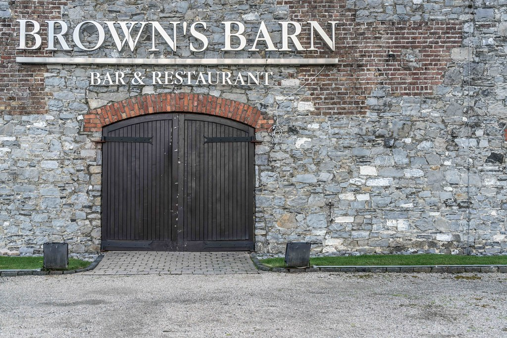 DON'T PUT OFF UNTIL TOMORROW WHAT YOU CAN DO TODAY [BROWN'S BARN HAS CEASED TRADING] REF-1085519