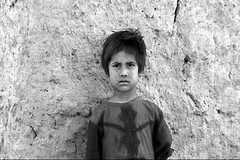 Child of War, Afghan Refugee Camp, Pakistan