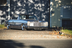 Mercedes 250CE Accuair (R.K_photography) Tags: mercedes nikon shoot automotive airride d610 250ce accuair carpron