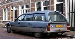 Citron CX 20 RE Familiale 1983 (XBXG) Tags: auto old france holland classic netherlands car station amsterdam vintage wagon french automobile break estate nederland citron cx voiture re 1983 frankrijk 20 import paysbas kombi ancienne familiale franaise stationcar citroncx stationwagen sidecode7 21svl1