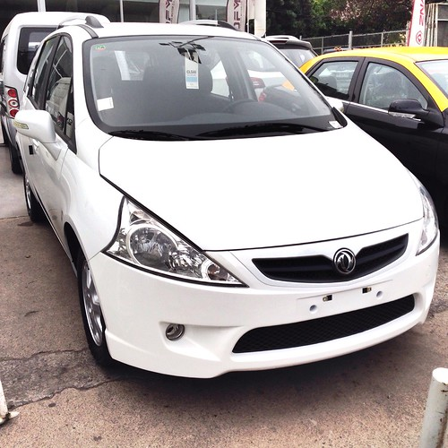Dongfeng Joyear - Santiago, Chile