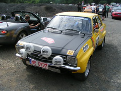 Opel Ascona A Rally (elbaracuda2002) Tags: auto automobile automotive oldtimer motor motorsport nürburgring youngtimer grünehölle opelascona worldcars