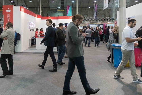 WEB SUMMIT 2015 RANDOM IMAGES [DAY ONE]-109704