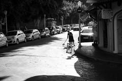 Street, Rhodes Greece (mafate69) Tags: ue eu europe greece grce mditerrane rhodes rhodos rue reportage street streetshot streetlevelphoto noiretblanc nb bw blackandwhyte city candid ville femme woman mafate69 documentaire documentary portrait photojournalisme photoreportage photojournalism