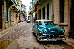 Present (Rice Bear) Tags: classic cars havana cuba automobiles