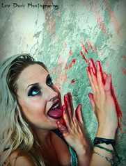 Blood Prints (Keltron - Thanks for 10M Views!) Tags: sexy blood vampire blonde hotgirl caley sexygirl bloodlust hotmodel alaskangirls anchoragegirls