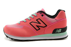 NB 574 Women New Balance Knited Mesh Pink Blue Sneaker (RobertThrashy) Tags: beautiful shopping chic runner runningshoes coupon womensshoes retrostyle popshoes shoppingonline newbalance574 fashionsneakers intrend girlsrunningshoes storediscount