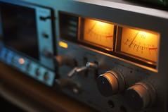 Sony TC-K7II (rolandmks7) Tags: sony 40mm cassettetape cassettedeck hexanonar40mmf18 sonynex5n sonytck7ii