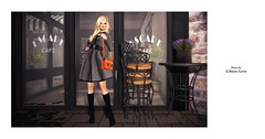 Kidman Latte - 27 Nov 2015 (Kidman Latte (Kimmy Rare)) Tags: eclipse mesh secondlife seul dva treschic lpd on9 catwa skinnery collabor88 kidmanlatte thechapterfour