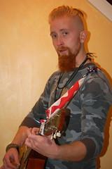(LaLoux) Tags: red beard guitar f buzzed freshly