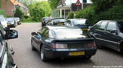 Alpine Renault A610 Turbo 1988 (XBXG) Tags: auto old france holland classic netherlands car vintage french automobile 1988 nederland voiture renault turbo alpine frankrijk paysbas coupe coup v6 ancienne a610 franaise vreeland th57xg