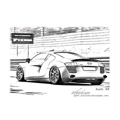 Audi R8 #cardrawing #autozeichnung #Pencildrawing by www.autozeichnungen.net (photography.andreas) Tags: auto white art car illustration pencil print graphicdesign sketch drawing background fineart digitalart racing whitebackground 車 motorsport graphicdesigner racingcars pencildrawing hintergrund zeichnung weiser carporn audir8 cardrawing carsales carsforsale buycar weiserhintergrund autozeichnung artistsontumblr linedrawingstockimages