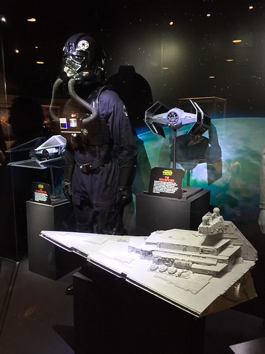 WDW STAR WARS LAUNCH BAY -