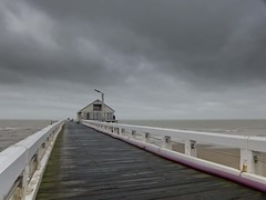 Blankenberge. Costa del Mar del Norte Belgica. (Blanca Lo - Esteribar) Tags: del mar belgium blankenberge belgica norte