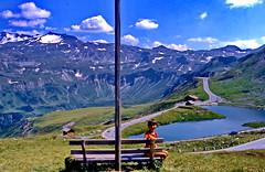 Grossglockner Panoramastrasse (gerard eder) Tags: world travel reise viajes europa europe austria sterreich mountains montaas gebirge alpes alps alpen grossglockner hochalpenstrasse panorama mountainlake gebirgssee lagodemontaa landscape landschaft paisajes