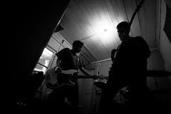 (. . .) Tags: quilpue chile hardcore punk straight edge black white blanco y negro monochrome monochromatic wide angle gray