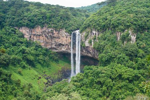 Parque del Caracol - Canela, Brasil