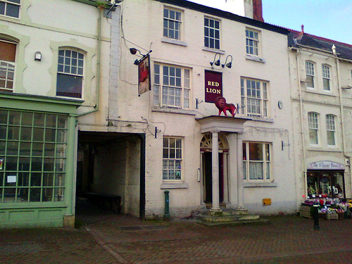 The Red Lion, Holywell.