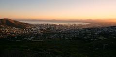 The City (FlavioSarescia) Tags: capetown sunshine sun sunrise southafrica city cityscape summer sunlight sunrays