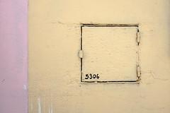 5306 (Chris Huddleston) Tags: surface 5306 hinge color texture shape door