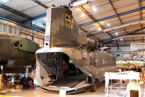 Boeing CH-47D Chinook Australian Army A15-202