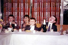Four cousins, part 1 1968 (Chris Firth of Wakey.) Tags: me andrew neil nigel