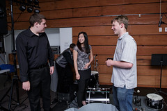 Jeff Hamilton workshop trios at 2016 Jazz Port Townsend (Centrum Foundation) Tags: benfeldman benjaminmoser centrum cottonbuilding domobranch jazz jeffhamilton lilianwu porttownsend thursday combo encore trio workshop wa usa